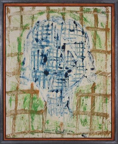 Markus Lüpertz, 'Männer ohne Frauen – Parzival V', 1994