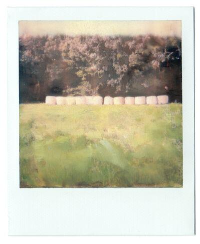 Martí Cormand, 'Row of Hay', 2019