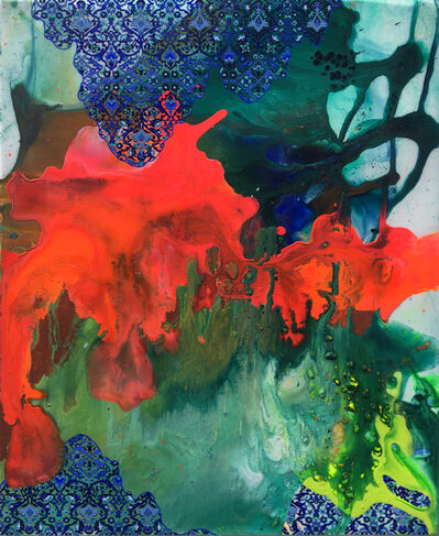 Hedieh Javanshir Ilchi, 'Split Tongue', 2020