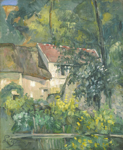 Paul Cézanne, 'House of Père Lacroix', 1873