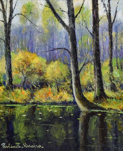 Paul-Emile Pissarro, 'La Mare aux Biches, Lyons-la-Forêt', ca. 1940