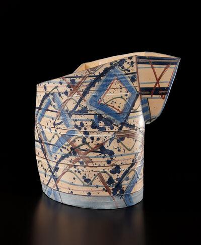 Alison Britton, 'Big Blue Pot', circa 1983