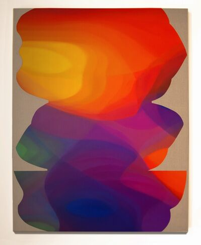 John Young Zerunge 杨子荣, 'Spectrumfigure III', 2017