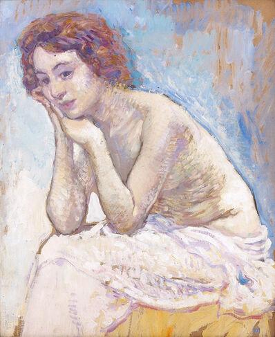 Théo van Rysselberghe, 'Le modèle', ca. 1920