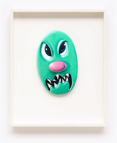 Kenny Scharf, 'Pace Face 25', 2014