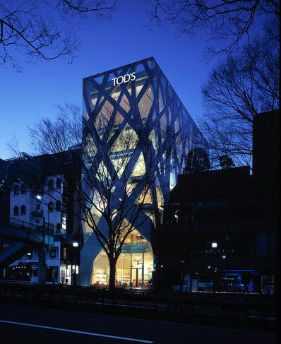 Toyo Ito, ' Tod's Omotesando Building, Tokyo', 2002-2004