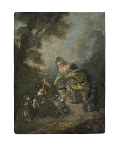 Jean-Antoine Watteau, 'La Déclaration'