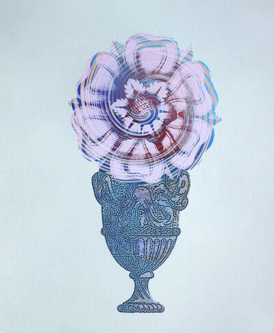 Susan Goldman, 'Grey Blossom', 2020