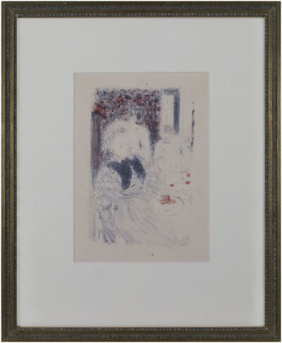 Édouard Vuillard, 'Le Dejeuner Ref. RM #15 Ed: of 20', 1895