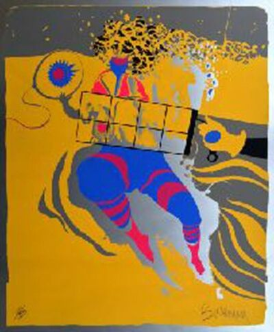 BOB BORMAN, 'dancer', 1988