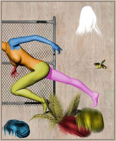 Tim Berresheim, 'RGB (FRAK) I', 2007