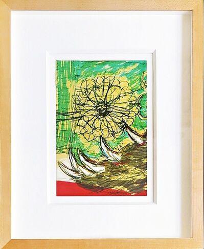 Kiki Smith, 'Untitled (Claw Flower)', 2005
