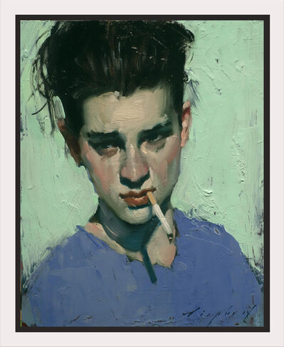 Malcolm T. Liepke, 'Young Rebel', 2018