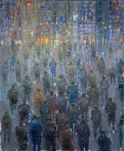 Bruno Zupan, 'Pedestrians', 2019