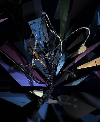 Joe Clark, 'Seraph 2', 2010