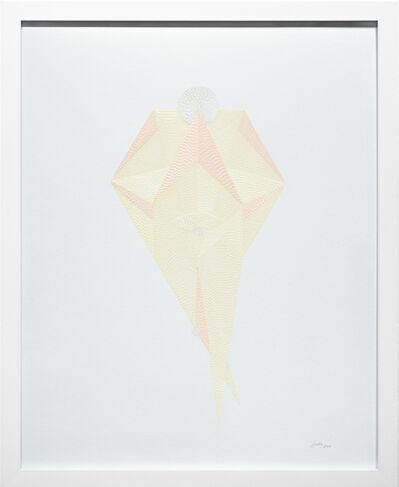 Lucha Rodriguez, 'Knife Drawing Papagayo VI', 2020