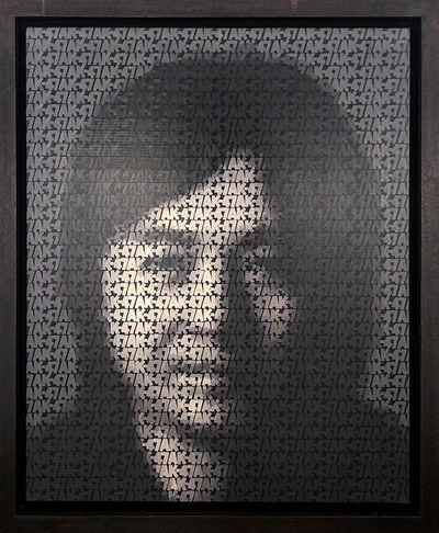 Zhang Dali, 'AK-47(99)', 2005