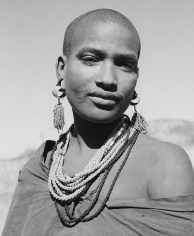 Hector Acebes, 'Unidentified Woman, Tanzania', 1953