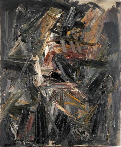 Antonio Saura, 'Dama', 1957