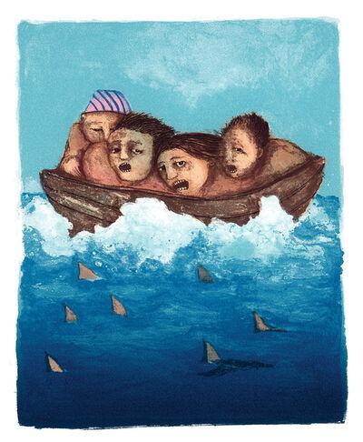 Ana Maria Pacheco, 'A Modern Bestiary - Shark', 2004