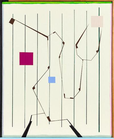 Frank Maier, 'Der Spieler', 2015