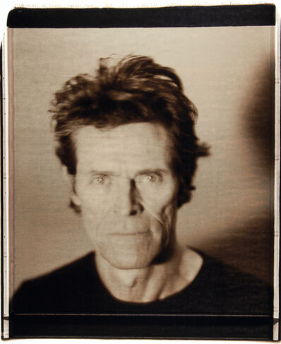 Julian Schnabel, 'Untitled (Willem Dafoe)', 2012