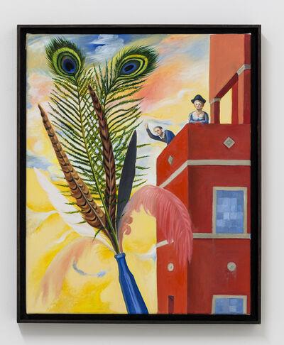 Giovanni Copelli, 'Studio di Testa (Cimiero)', 2020