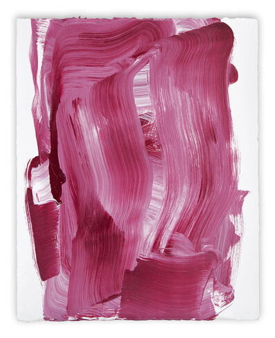 Anne Russinof, 'Red Swash', 2014