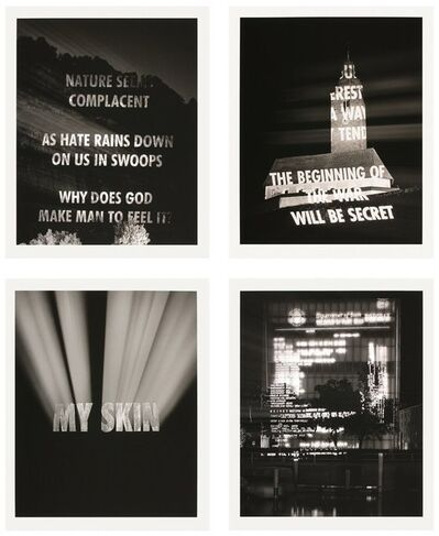 Jenny Holzer, 'Truth Before Power', 2000-2010