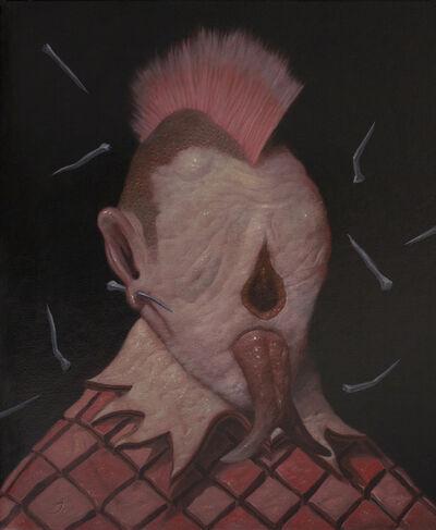 Jorge Dos Diablos, 'EL CANIBALISTA IV', 2018