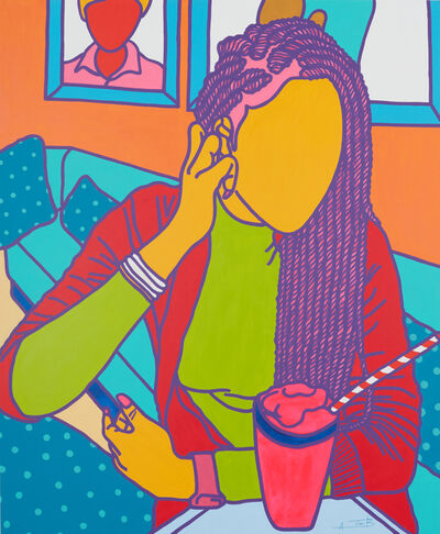 Ajarb Bernard Ategwa, 'Sweet Things', 2020