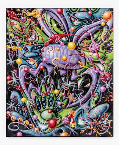 Kenny Scharf, 'Micro Macro Monstrosity', 2019