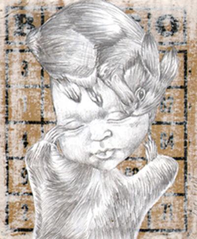 Lori Field, 'Bingo Wabbit', 2012