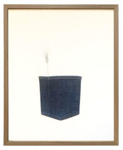 Peter Holst Henckel, 'Pocketable (Grass)', 2018