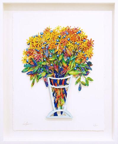 David Gerstein, 'Tel Aviv Bouquet', 2017