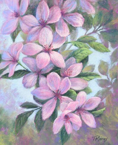 Tracey Maras, 'Cherry Blossoms Cascade', 2019