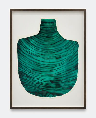 Emma Kohlmann, 'Malachite Bottle', 2018