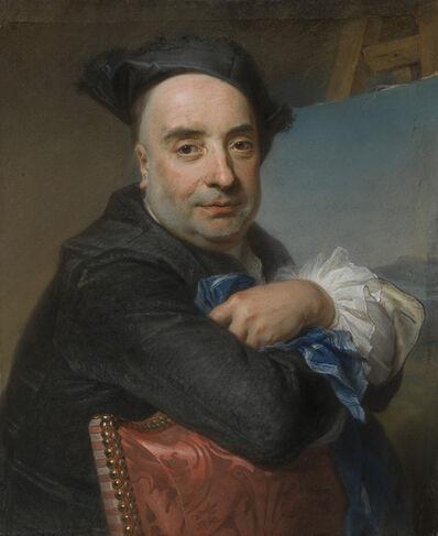 Maurice-Quentin de La Tour, 'Claude Dupouch', ca. 1739