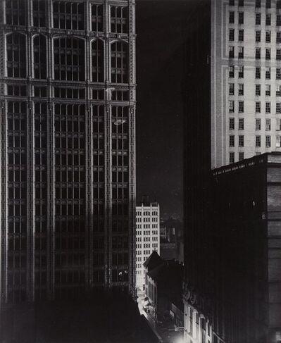 Edward Steichen, 'Sunday Night, 40th Street, New York', 1925