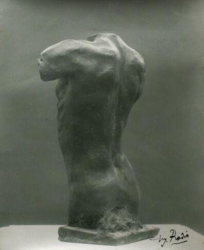 Auguste Rodin, 'Torse d'Antoine', ca. 1913