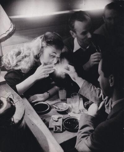 Willy Ronis, 'Boîte de Nuit à Megève, France', 1952