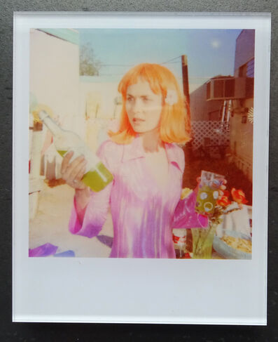 Stefanie Schneider, 'American Pie (Oxana's 30th Birthday) from the 29 Palms, CA project - based on a Polaroid', 2008