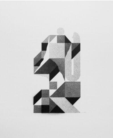 Nelio, 'Broken sculpture study 3', 2015