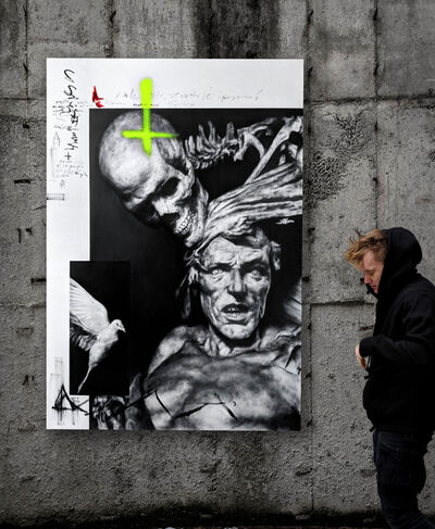 Igor Dobrowolski, 'Soul Fled ', 2019