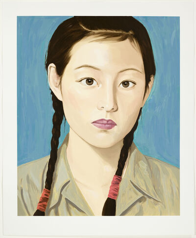 Qi Zhilong, 'China Girl #2', 2009