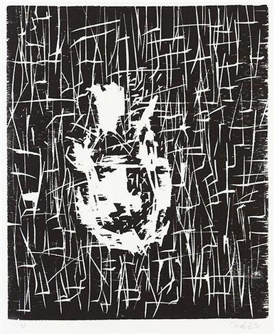 Georg Baselitz, 'Dresdner Frau I', 1990