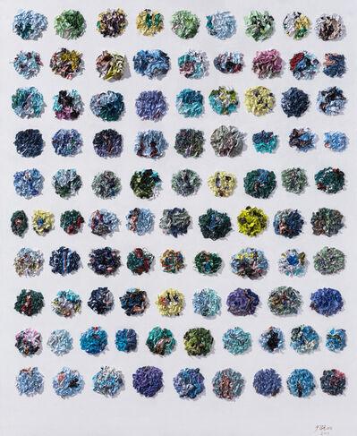 Wu Shaoxiang, 'Multicolored Stone V 彩石之五 ', 2017