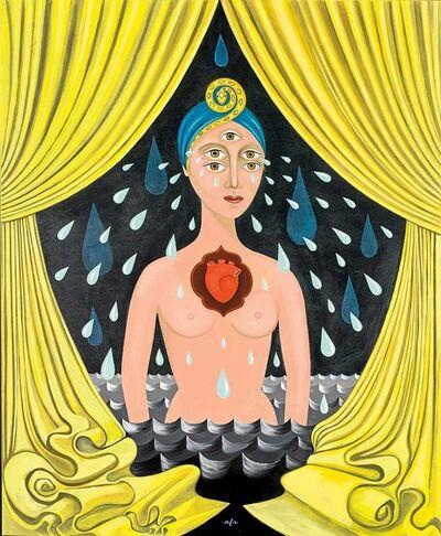 Anne Faith Nicholls, 'The Crying Seer', 2016