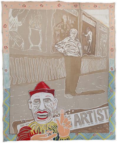Daniel Scharfman, 'Gaze, circe 1977', 2017