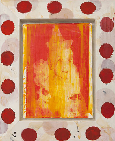 Ford Beckman, 'Red Clown', 1998
